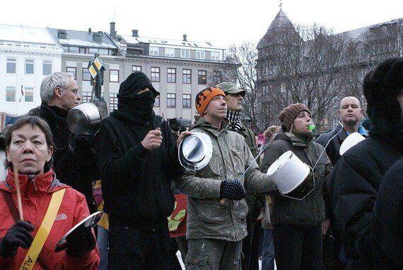 아이슬란드 개헌은 시민들의
