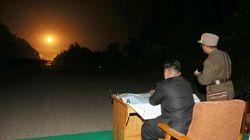 북한이 탄도미사일 3발을