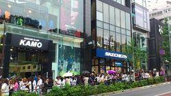 일본에 문을 연 설빙 1호점의 인기가 어마어마하다 (사진,