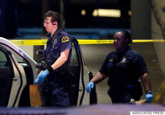 미국 댈러스 경찰 저격 용의자,