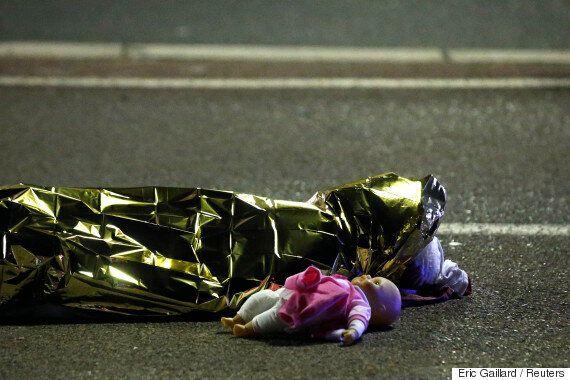 이것은 아마 니스 트럭 학살의 가장 가슴 아픈 사진일