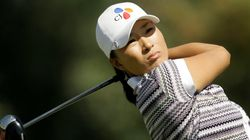 박세리가 18년간의 LPGA 투어 생활을