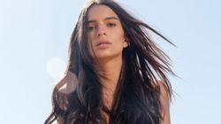 모델 에밀리 라타이코프스키가 '여성의 아름다움에 대한 X같은 이상'을