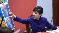 이 사진은 박근혜가 왜 비겁한 대통령인지를