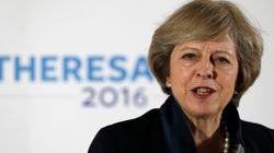 이제 영국 총리 후보에 '테리사 메이'만
