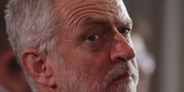 Jeremy Corbyn the leader of Britain's opposition Labour party, attends an event in London, Britain, June...