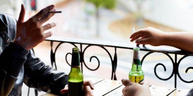 헌법재판소가 '음식점 전면 금연'을 합헌으로 결정한