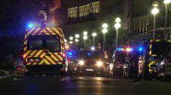 프랑스 니스 트럭 학살 당시 영상이