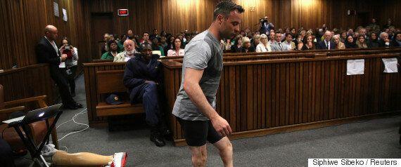 '의족 스프린터' 피스토리우스, 여자친구 살해 혐의로 6년형을 최종