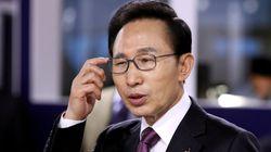 박근혜 대통령에 대한 이명박 전 대통령의