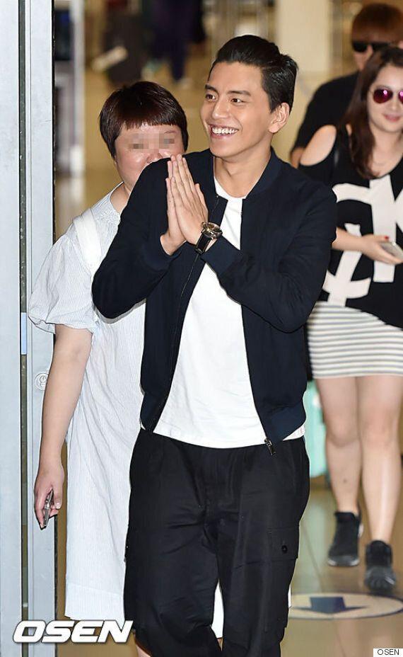 '나소시' 왕대륙, 대만오빠→옆집오빠? 韓 소환 응했다