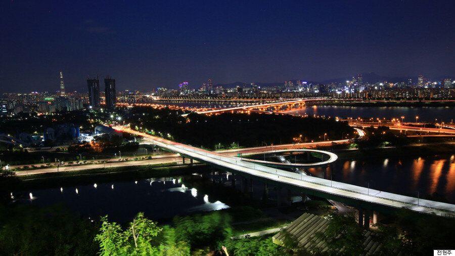 해 진 뒤가 더 아름다운 서울의