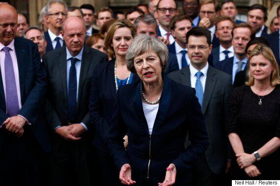 테리사 메이, 13일 영국 차기 총리 취임. 26년 만의 2번째 여성