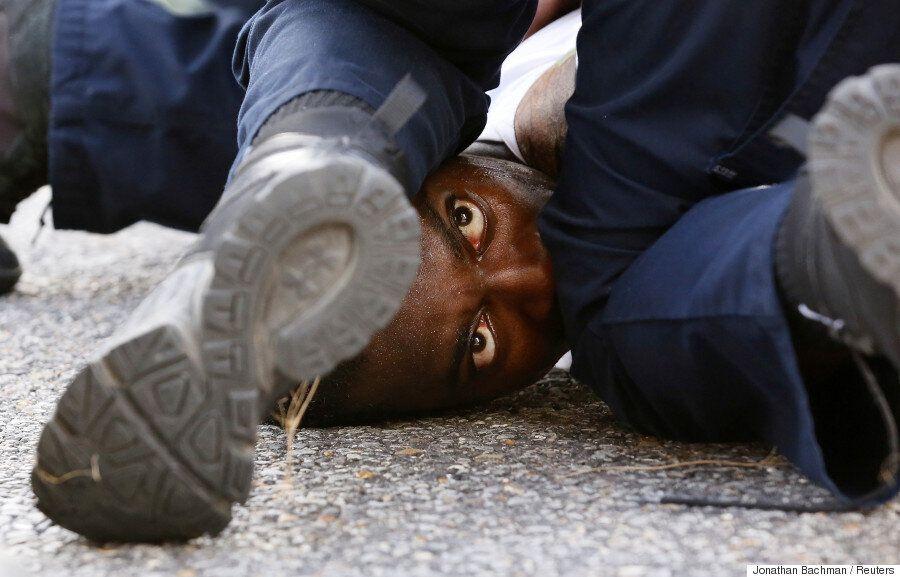 미국 '흑인 목숨도 소중하다' 시위가 다시 불붙고