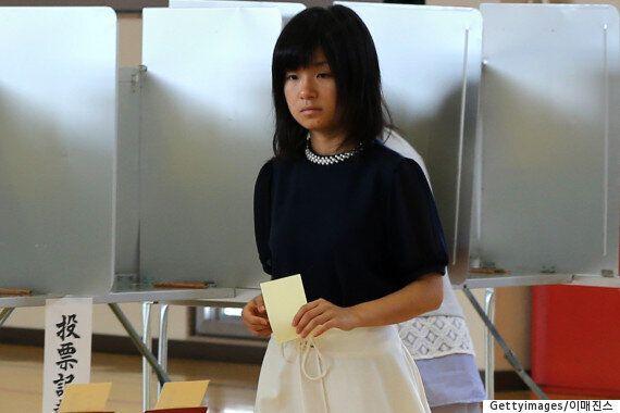 일본 참의원 투표율은 전후 4번째로