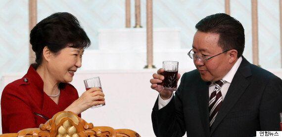 한국-몽골, FTA 추진하기로