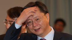 청와대 민정수석의 강남 부동산 매각에 진경준 검사장이 연관됐다는 의혹이