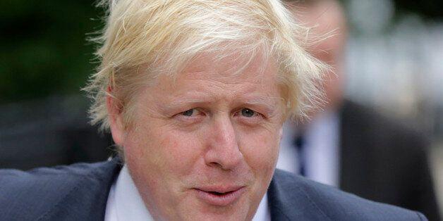 Vote Leave campaign leader Boris Johnson leaves his home in London, Britain June 29, 2016. REUTERS/Paul