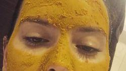 '스타워즈' 데이지 리들리의 얼굴이 노란색으로