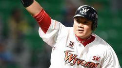 SK 최승준, 보상선수 역대 최다 홈런