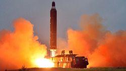 북한의 무수단 발사는