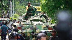 방글라데시 당국은 이번 '인질극 테러'를 자생 무장세력으로 추정하고