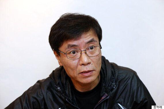 새누리 윤리위원장은 '유서대필 조작사건'