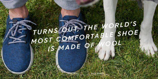 당신의 모든 운동화를 대체할 최고로 편안한 신발이 나왔다(사진,