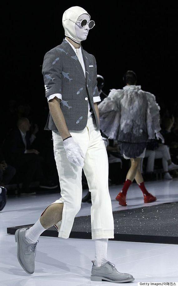 2017 S/S 멘즈웨어 컬렉션에서 입을 만한 옷 15벌을