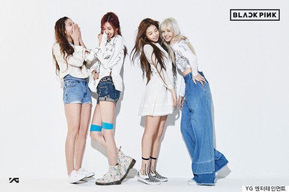 YG 신인 걸그룹 블랙핑크의 춤 실력이