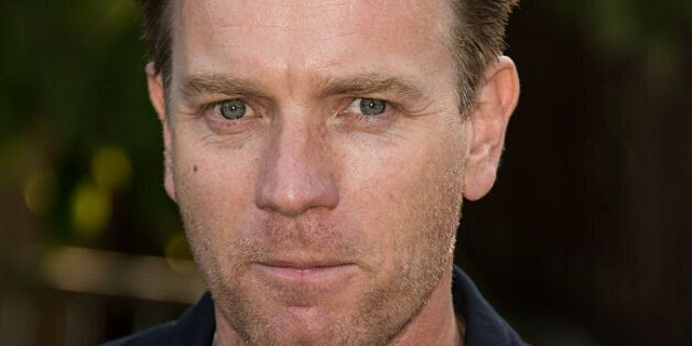 Actor Ewan McGregor attends a news conference for the