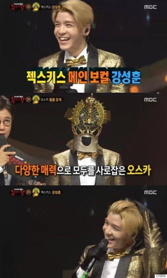 '복면가왕' 오스카는 1세대 아이돌 젝키