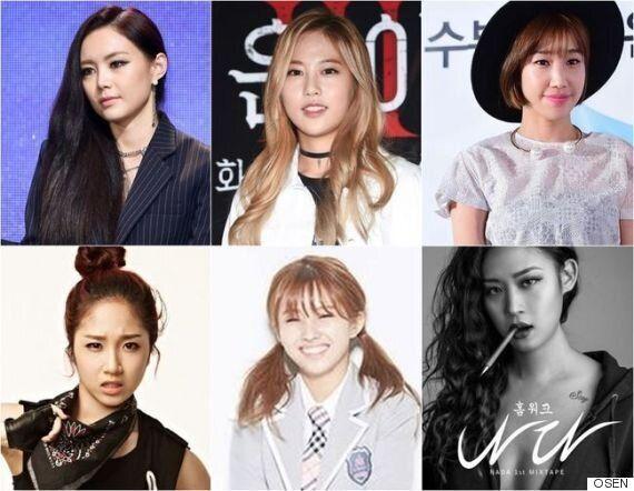 '언프리티3', 미료·육지담·하주연·유나킴 등 10인 출연.. MC