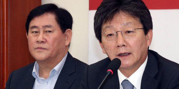 '박근혜 정부 3년 반'에 대한 유승민의 호된