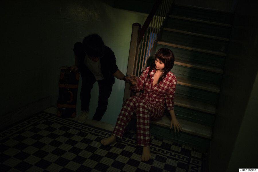 '섹스돌'을 통해 '외로움'을 탐구하는 어느 사진작가의