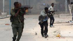소말리아 수도 호텔에서 폭탄 테러에