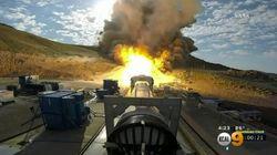 NASA가 역대 최고로 강력한 로켓 부스터를