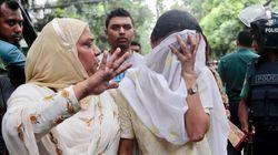 방글라데시 인질극으로 20명의 민간인이