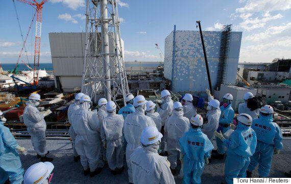 후쿠시마 사고 당시 5세 어린이의 갑상선암 의심 사례가