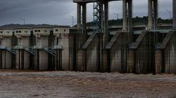 북한이 통보 없이 임진강 상류의 댐을