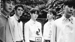 장현승 빠진 비스트, 신곡 '버터플라이'