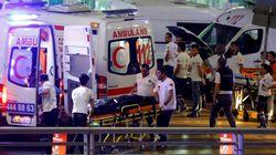 이스탄불 국제공항 '자폭테러'로 170여명