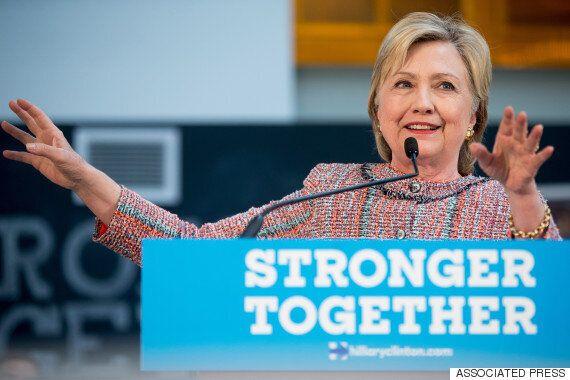 클린턴 44% 트럼프 38% : 클린턴이 앞서나간다