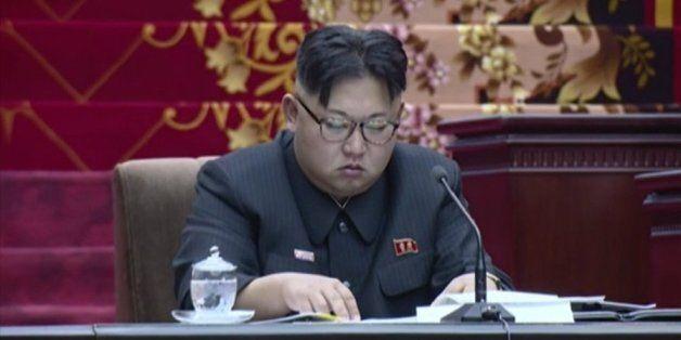 김정은도 최고인민회의가