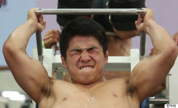 유도국가대표팀은 리우를 향해 땀