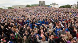 축구선수가 100명도 되지 않는 아이슬란드가 잉글랜드를 꺾은