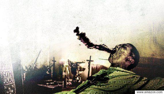 영화 '검은 사제들'의 미국판 DVD 표지는 정말