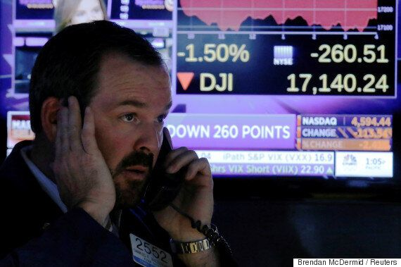 '브렉시트 공포'가 여전히 전 세계 금융시장을