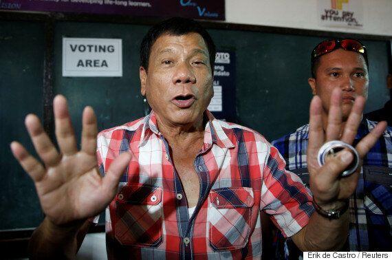 지난 한 달동안 필리핀 마약상 59명이