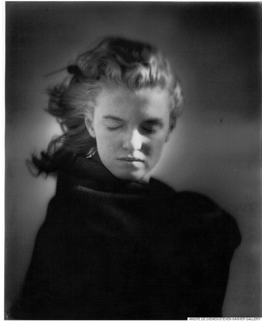 노마 진 베이커를 사랑한 남자가 찍은 마릴린 먼로의 희귀한